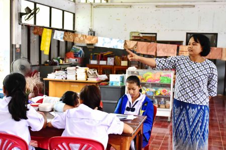 สถาบันวิจัยศิลปะฯ บูรณาการหลักสูตรความรู้ภูมิปัญญาท้องถิ่นแก่นักเรียน สพม เขต 26