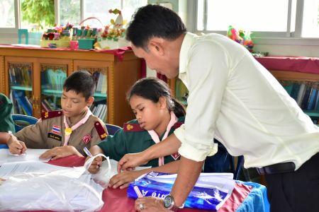 โครงการโรงเรียนต้นแบบการบูรณาการหลักสูตรความรู้ภูมิปัญญาท้องถิ่น