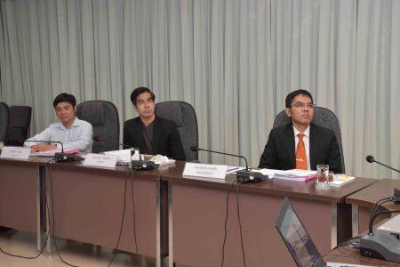 ต้อนรับคณะกรรมการตรวจประเมินประกันคุณภาพการศึกษา2560