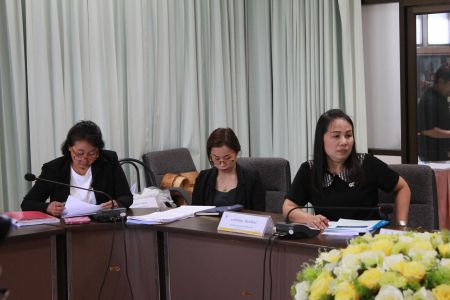 ประชุมเครือข่ายหัวหน้าสำนักงานเลขานุการฯ