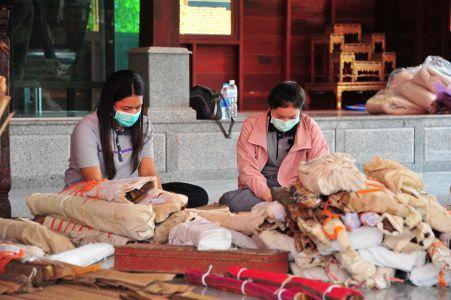 สถาบันวิจัยศิลปะฯ ลงพื้นที่สำรวจเอกสารโบราณ 05-04-2562