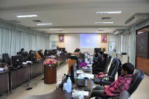 อบรมเมทาดาทาสำหรับเอกสารดิจิทัลประเภทเอกสารมรดกไทย