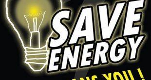 ลดการใช้พลังงานไฟฟ้า