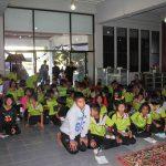 ต้อนรับคณะครูและนักเรียนจากโรงเรียนบ้านวังจาน
