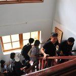 มหาวิทยาลัยศิลปากร วิทยาเขตพระราชวังสนามจันทร์ เข้าชมพิพิธภัณฑ์คัมภีร์ใบลานพระอาริยานุวัตร เขมจารี